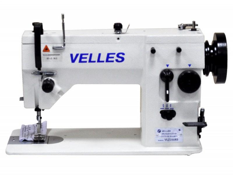 Промышленная швейная машина velles купить ткань бифлекс в москве